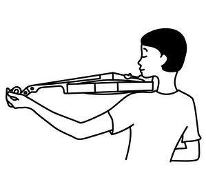 bonne taille de violon